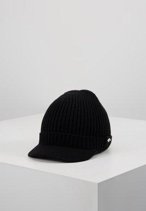 BENNO - Mütze - black