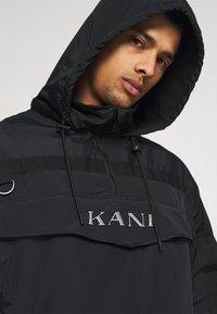 Karl Kani - RETRO  - Windbreaker - black - 3