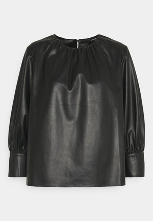 FAGI - Long sleeved top - black