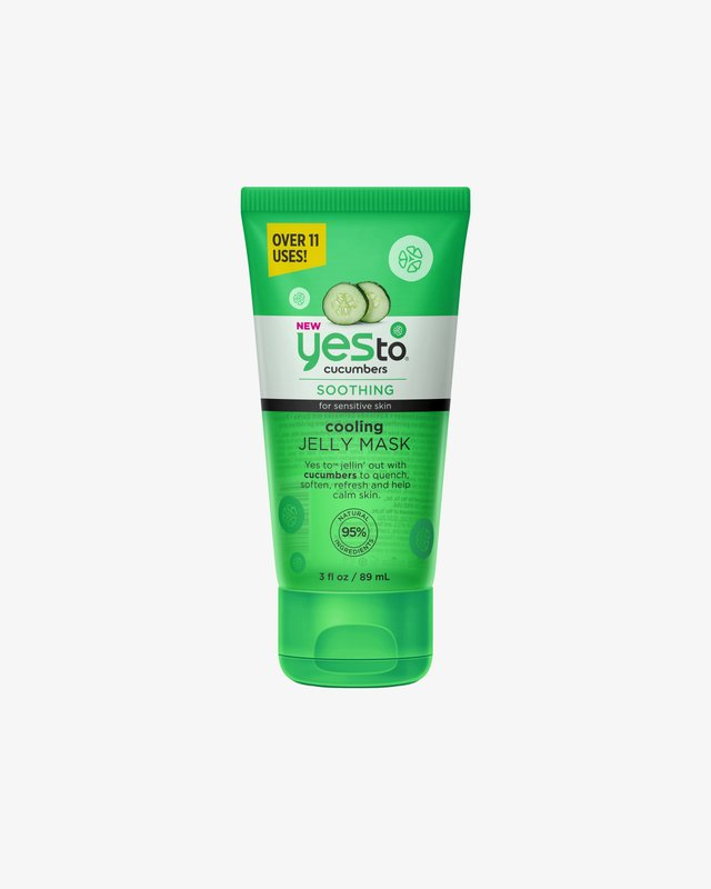 CUCUMBERS COOLING JELLY MASK - Masque visage - -