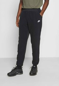 Nike Sportswear - PANT WINTER - Pantalon de survêtement - black/white - 0