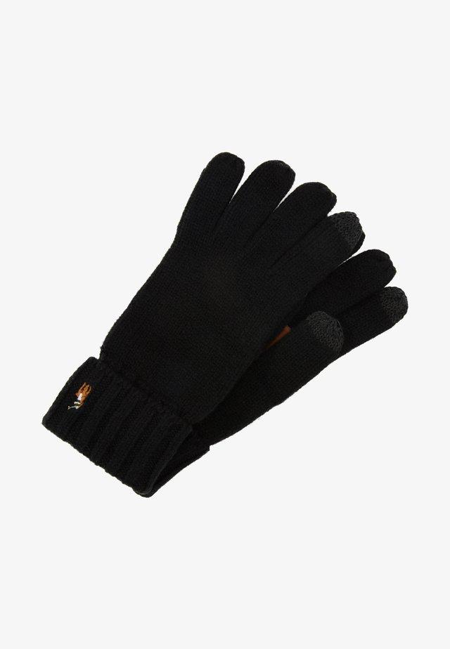 SIGNATURE - Rukavice - black