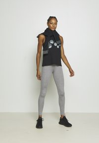 Cotton On Body - ACTIVE CORE TIGHT - Leggings - mid grey marle - 1