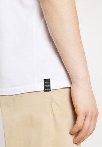 Replay - CREW TEE 3 PACK - Basic T-shirt - black/ white/hazelnut - 8