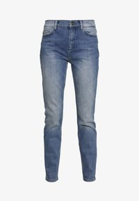 comma - TROUSERS - Jeans Skinny Fit - blue denim stretch - 3
