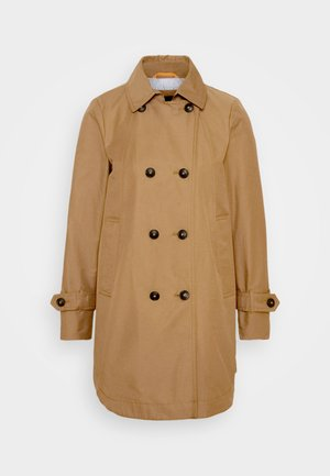 CITY - Cappotto corto - caramel