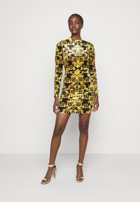 Versace Jeans Couture - LADY DRESS - Shift dress - black - 0