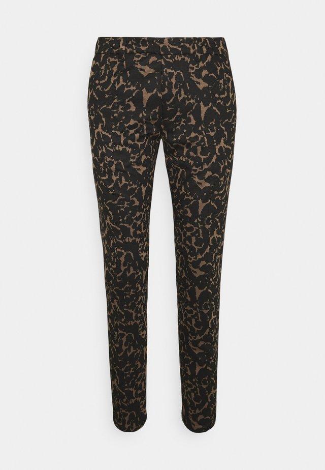 SIGHT - Kalhoty - schwarz