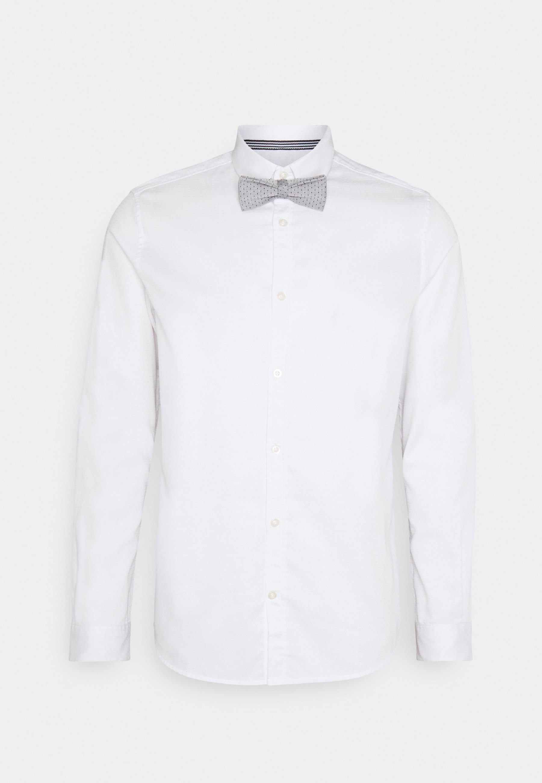 Homme FITTED EASY CARE WITH BOWTIE - Chemise