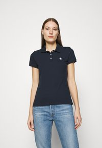 Abercrombie & Fitch - THE NEW - Polo shirt - navy - 0