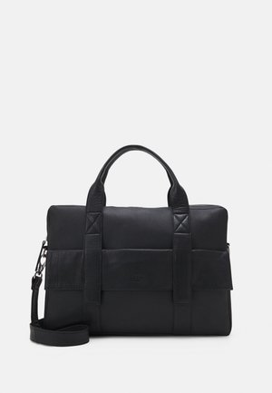 HOUSTON BRIEF 2 ROOM - Laptop bag - black
