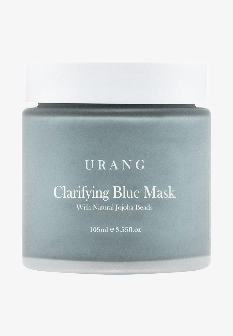 URANG - CLARIFYING BLUE MASK - Face mask - -