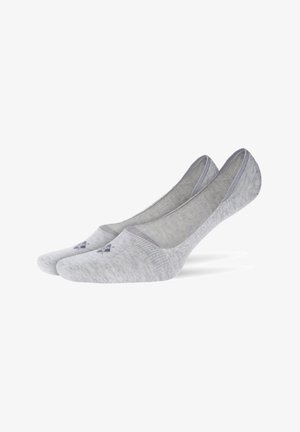 2-PACK - Chaussettes - light grey (3400)