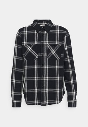 VALLEY - Shirt - black