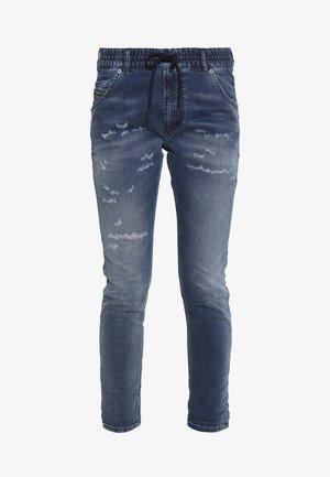 KRAILEY  - Relaxed fit jeans - blue denim