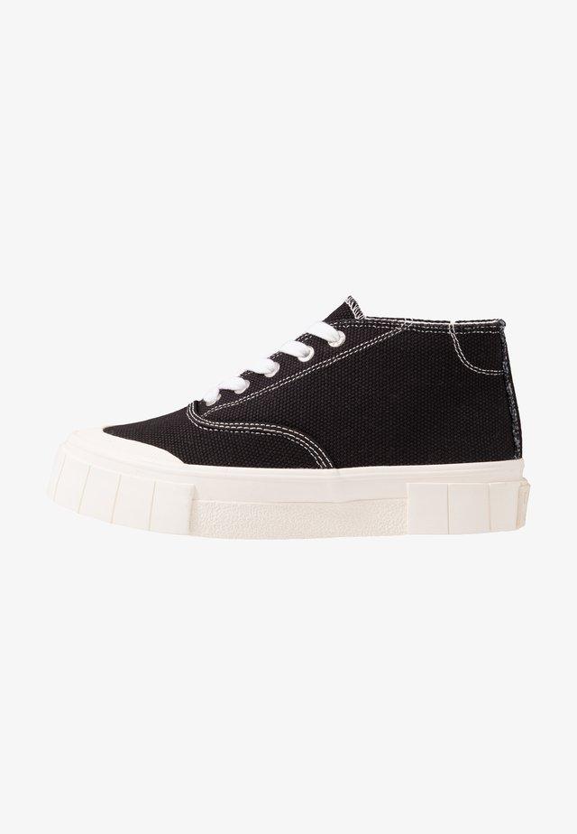 CHOPPER - Baskets montantes - black