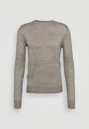 PARSECL - Maglione - silver grey marl