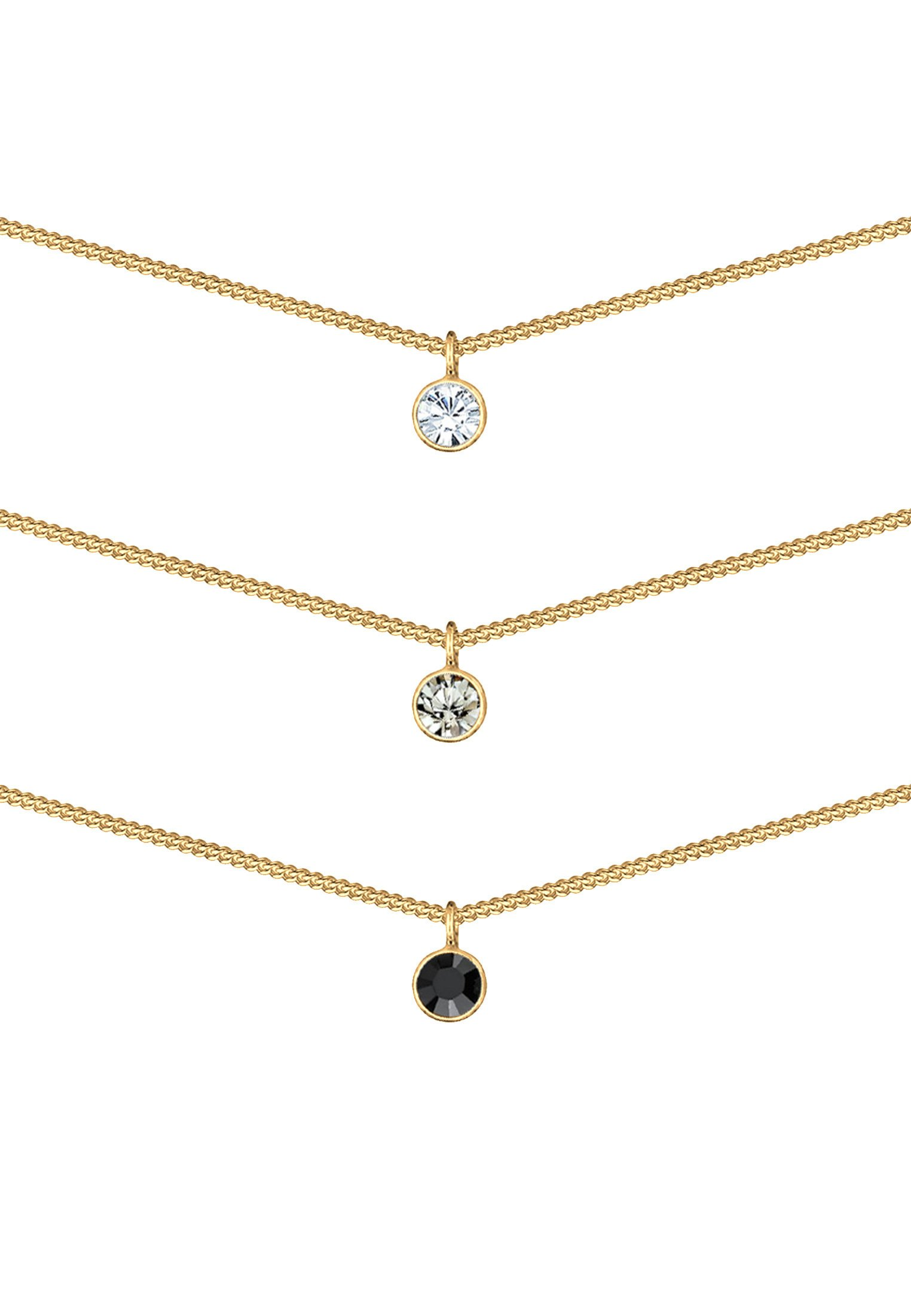 Donna LAYER LOOK CLASSIC - Collana