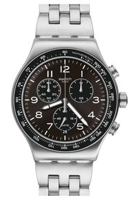Swatch - Chronograph watch - grey - 1