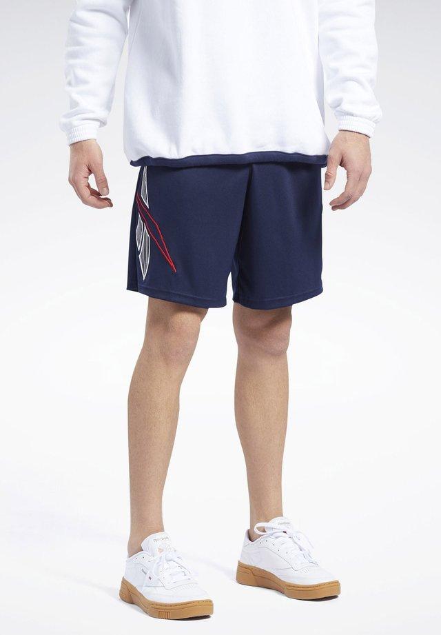 CLASSICS SOCCER SHORTS - Shorts - blue