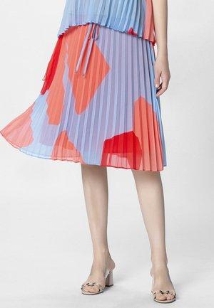A-snit nederdel/ A-formede nederdele - light blue