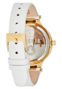Versus Versace - CLAREMONT - Watch - white - 2