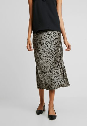 CELIE SKIRT - Pencil skirt - kalamata