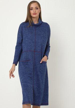 TESSA - Day dress - indigo