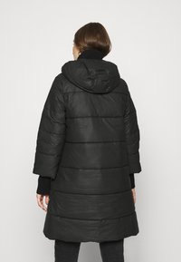 Sisley - HEAVY JACKET - Winter coat - black - 2