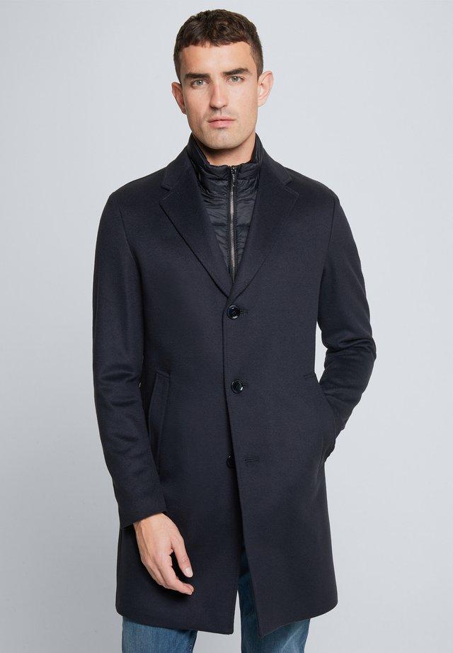 Mantel - dunkelblau