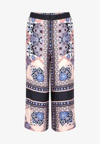comma casual identity - Trousers - marine scarf print - 4
