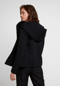 ONLY - ONLSEDONA LIGHT SHORT JACKET - Chaqueta fina - black - 2