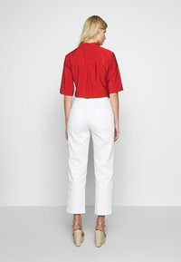 Another-Label - AUDREY PANTS - Trousers - off white - 2