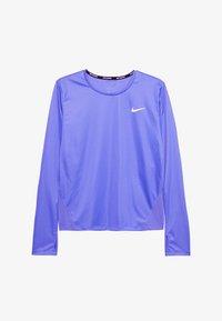 Nike Performance - MILER - Funktionsshirt - sapphire/reflective silver - 0