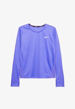 MILER - Sportshirt - sapphire/reflective silver