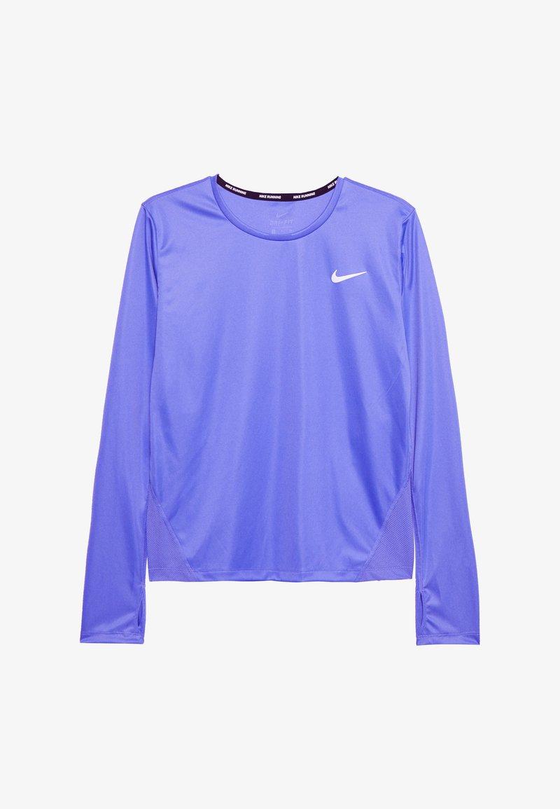 Nike Performance - MILER - Funktionsshirt - sapphire/reflective silver