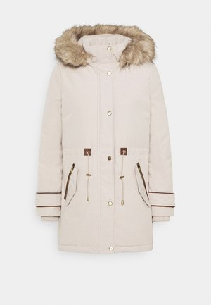 Down coat - birch