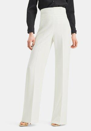 COREANA - Trousers - weiãŸ