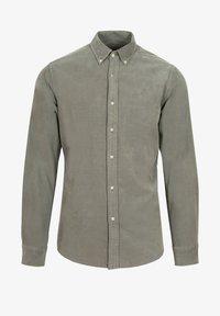Scalpers - CORDUROY - Shirt - light khaki - 4