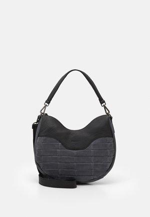 BRICKY - Handbag - blue grey