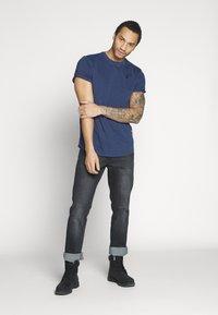 G-Star - LASH  - Basic T-shirt - sartho blue - 1