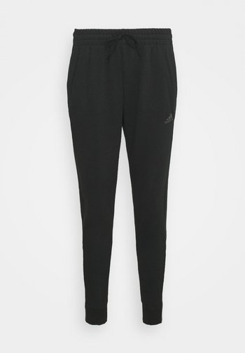 Tracksuit bottoms - black/grey six