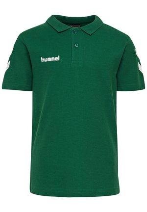 Polo shirt - evergreen