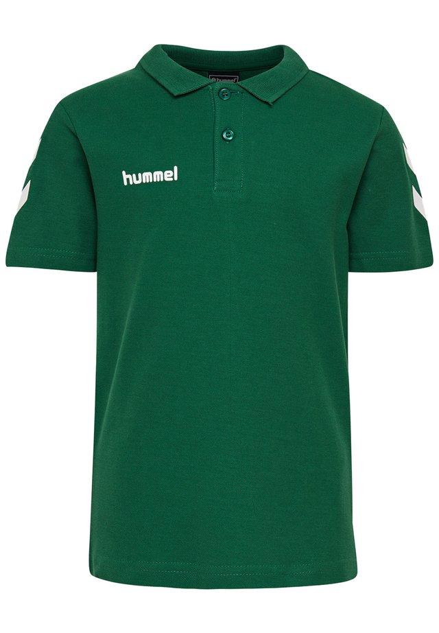 Poloshirt - evergreen