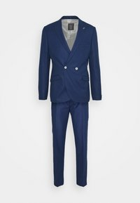 Shelby & Sons - WATERSIDE WITH CHAIN DETAIL - Puku - blue - 12