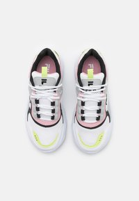 Fila - COLLENE - Joggesko - white/coral blush - 5
