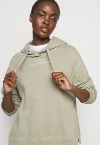 CLOSED - Sweater - green bark - 3
