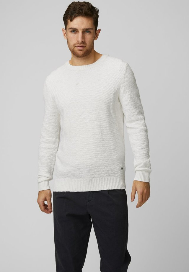 STRUKTUR - Jersey de punto - white