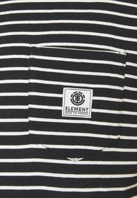 Element - BASIC STRIPES - Print T-shirt - flint black - 2