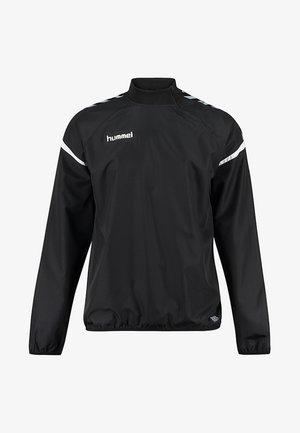 AUTH. CHARGE WINDBREAKER - Windbreaker - black